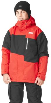 Picture Milo Kid's Ski/Snowboard Jacket, Age 6 Red