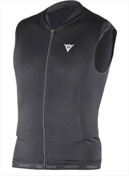 Dainese Mens Waistcoat Flex Lite Armour Vest, L Black