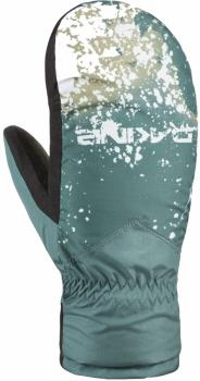 Dakine Tracer Slip On Ski/Snowboard Mitts, XL Splatter