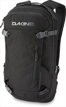 Dakine Heli Pack Snowboard/Ski Backpack, 12L Black