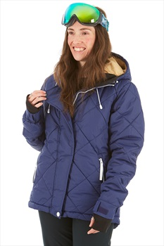 Wearcolour Pad Women's Ski/Snowboard Jacket XS Patriot Blue