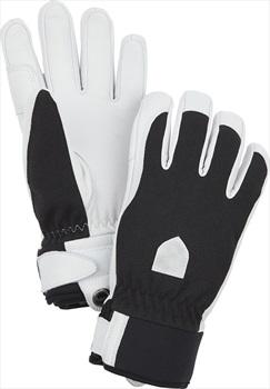 Hestra Army Leather Patrol Women's Ski/Snowboard Gloves, L Black