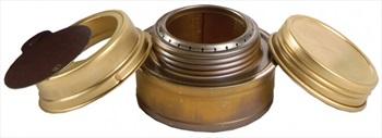 Trangia Spirit Burner Methylated Spirit Camping Stove, Brass