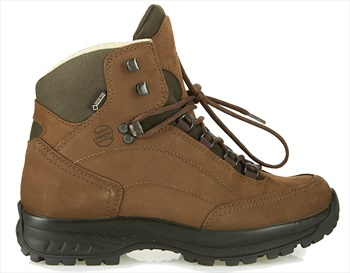 Hanwag Alta Bunion GTX Hiking Boots UK 8.5 Erde Brown