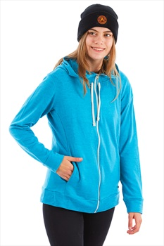 Mountain Hardwear Burned Out Women's Full Zip Hoody, XS Shasta