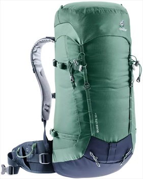 Deuter Adult Unisex Guide Lite 30+ Technical Alpine Backpack, 30l Seagreen/Navy