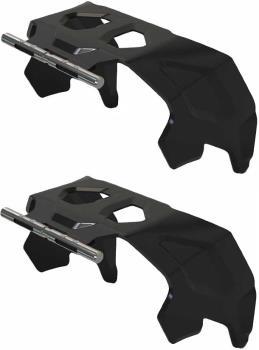 Marker Duke PT Ski Crampon Touring Aid Pair, 120mm Black