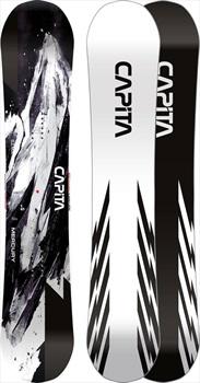 Capita Mercury Hybrid Camber Snowboard, 161cm 2021