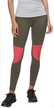Marmot Trail Bender Tights Women's Leggings, M Crocodile/Flamingo