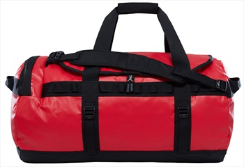 The North Face Base Camp Large Duffel Travel Bag, 95L TNF Red