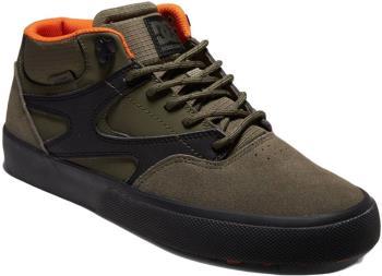 DC Kalis Vulc Mid WNT Men's Winter Shoes, UK 8.5 Army Green