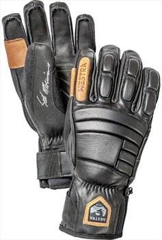 Hestra Morrison Pro Model Ski/Snowboard Gloves, XS Black/Mustard