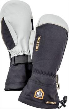 Hestra Army Leather Gore-Tex Ski/Snowboard Mittens, XL Black