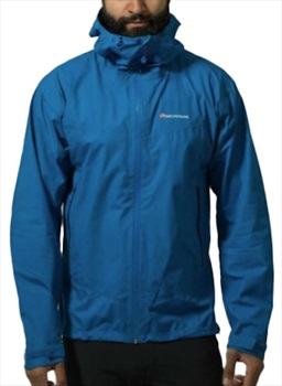 Montane Adult Unisex Pac Plus Gore-Tex Hiking/Walking Jacket, M Electric Blue