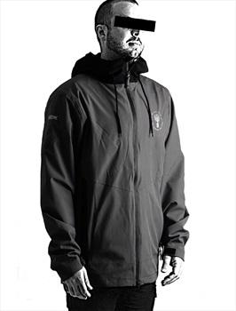 Follow Outer Spray Twelker Layer 3.1 Jacket, XL Charcoal 2021
