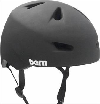 Bern Brentwood Zip-Mold Naked Helmet Matte Black