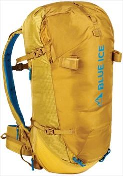 Blue Ice Kume 30L Backpack Mountaineering Pack, 30L Super Lemon