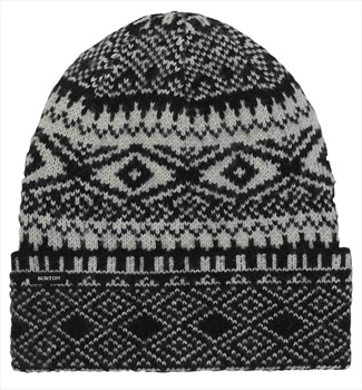 Burton Edgeworth Women's Ski/Snowboard Beanie Hat, One Size Grey