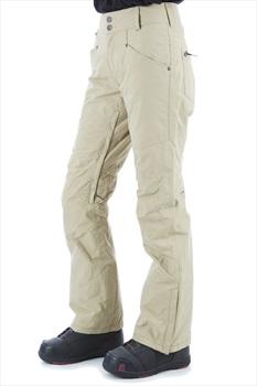 Dakine Westside Insulated Women's Ski/Snowboard Pants, M Stone