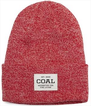 Coal Uniform Snowboard/Ski Beanie, One Size Red Marl