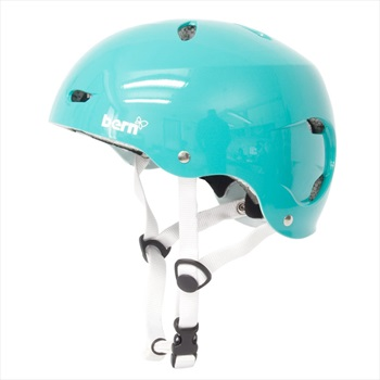 Bern Brighton H2O Ladies Watersports Helmet, M Gloss Surf Blue