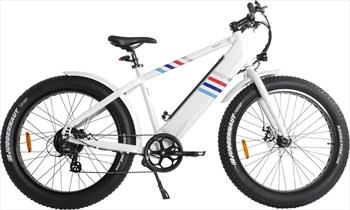 Voltaway Wildbeast E-Bike Fat Tire Electric Mountain Bike, Motorsport
