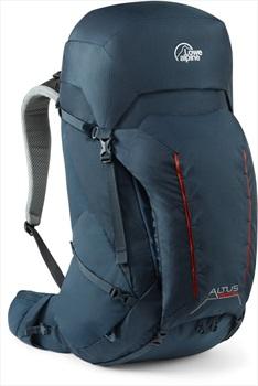Lowe Alpine Altus 52:57 Hiking & Trekking Backpack, Blue Night
