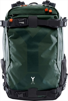 NYA-EVO Fjord 36 Snowboarding Adventure Photography Backpack, Green
