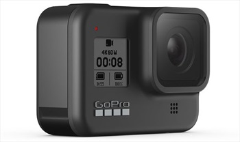 GoPro HERO8 12MP 4K - 1080p Black Action Camera