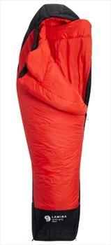 Mountain Hardwear Women's Lamina -9°C Sleeping Bag, Regular Red