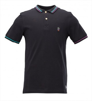 Picture Arvin Polo Shirt, S Black