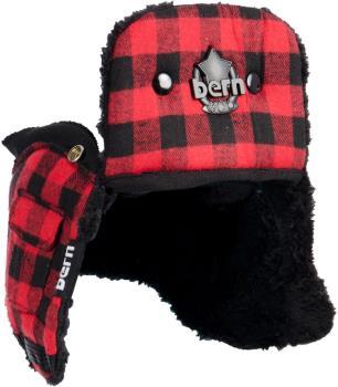 Bern Men's Winter Helmet Liner XXL/XXXL Red Buffalo Hard Hat