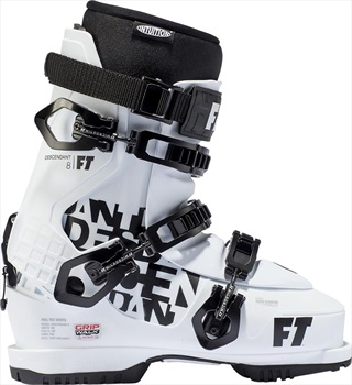 Full Tilt Descendant 8 Ski Boots, 24/24.5 Black/White 2020