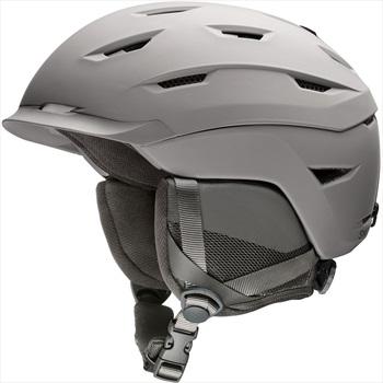 Smith Adult Unisex Level Snowboard/Ski Helmet, Xl Matte Cloud Grey