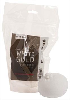 Black Diamond White Gold Rock Climbing Chalk 50g Refillable Shot