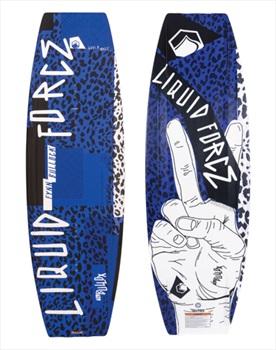 Liquid Force Bullox Boat Wakeboard, 140 Blue 2022