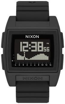 Nixon Base Tide Pro Men's Digital Watch, Black