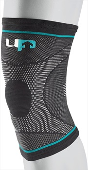 Ultimate Performance Compression Elastic Knee Support, M Black/Blue