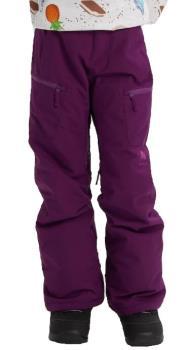Burton Elite Cargo Girls Snowboard Ski Pants, L Charisma