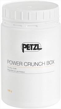 Petzl Power Crunch Box Rock Climbing Chalk 100g Chalk