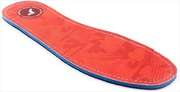 Footprint Kingfoam Flat Orthotic Insoles, UK 9-9.5 Red Camo