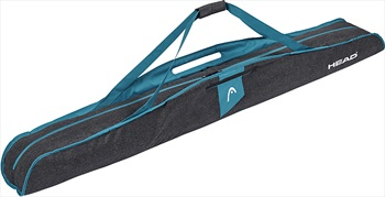 Head Single Women's Ski Bag, Grey/Blue