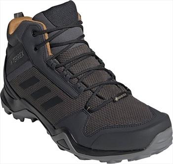 Adidas Terrex Adult Unisex Ax3 Mid Gtx Hiking Boots, Uk 11 Black/Carbon