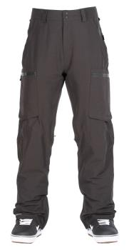 Bonfire Torch 2L Stretch Cordura Ski/Snowboard Pants, XL Black