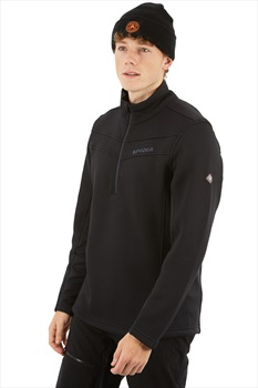Spyder Encore Half-zip Fleece Jacket, M Black