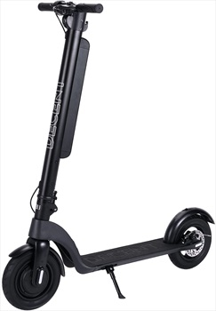 Decent One Max Folding Electric Scooter, Black