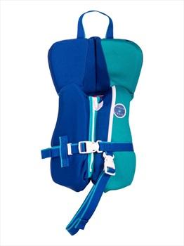 Liquid Force Dream CGA Kids Buoyancy Vest, Infant Navy Aqua 2021