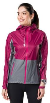 Raidlight Top Extreme MP+ Waterproof Jacket, S Garnet/Grey