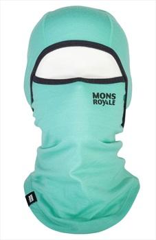 Mons Royale Santa Rosa Hinge Merino Wool Balaclava, One Size Mint