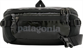 Patagonia Black Hole Waist Pack 5L Bum Bag, 5L Black